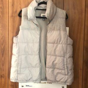 XL Puffer Vest